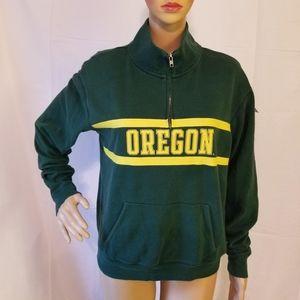 Oregon Ducks Pink by Victoria's secret sweatshirt